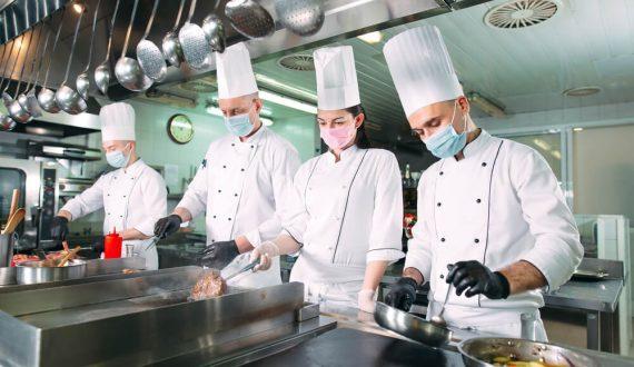 sicurezza ristoranti e covid 19